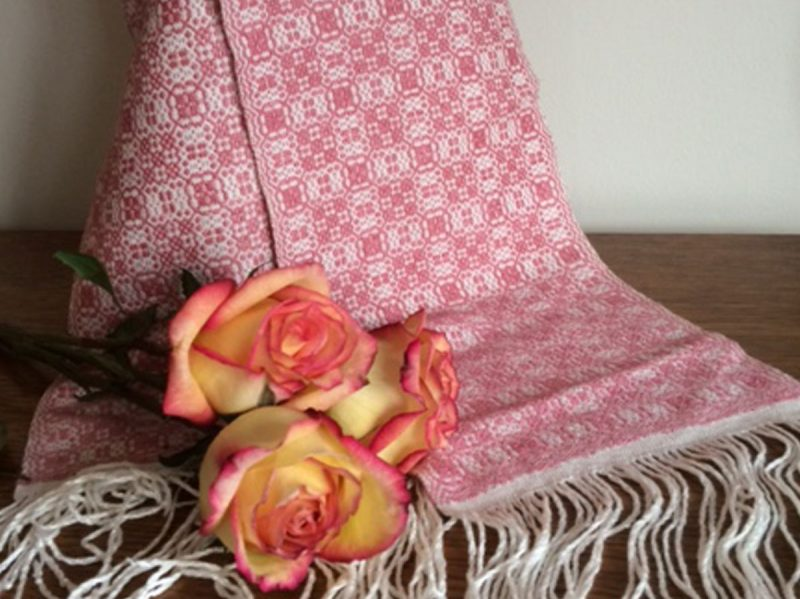 Bower of Roses Scarf