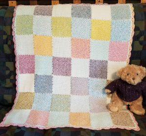 Baby Blanket Number 4
